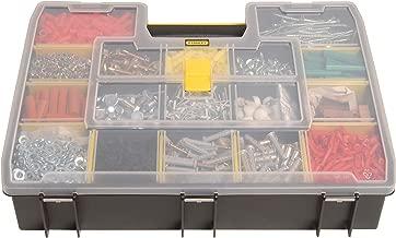 Stanley STST14026, Organizador Softmaster, Amarelo/Preto, 431x333x88 mm