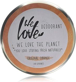 We Love The Planet Naturalny pomarańczowy krem dekoracyjny