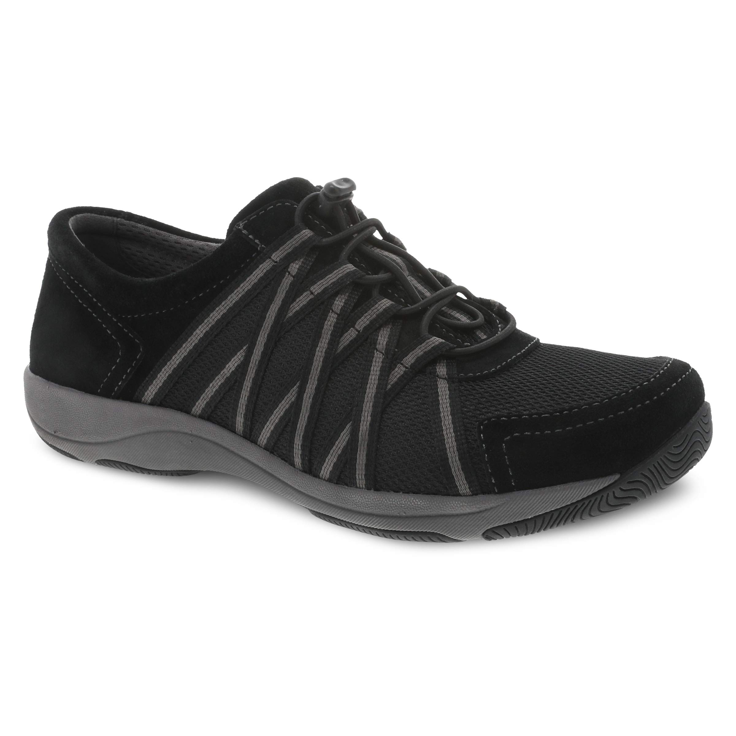 Dansko Womens Honor Sneaker Black