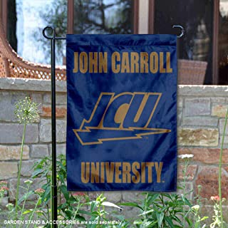 College Flags and Banners Co. John Carroll Blue Streaks Garden Flag