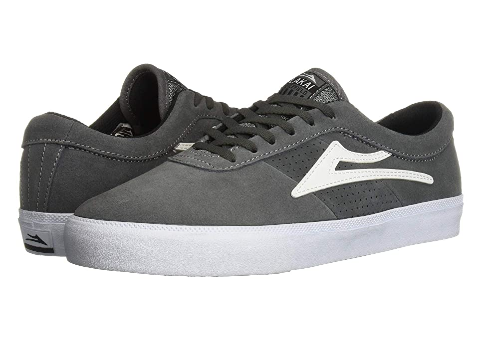 Lakai Sheffield (Grey Suede 2) Men