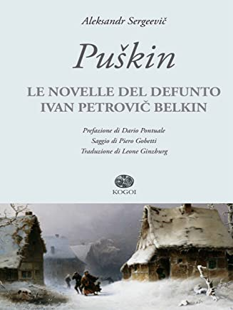 Le novelle del defunto Ivan Petrovič Belkin