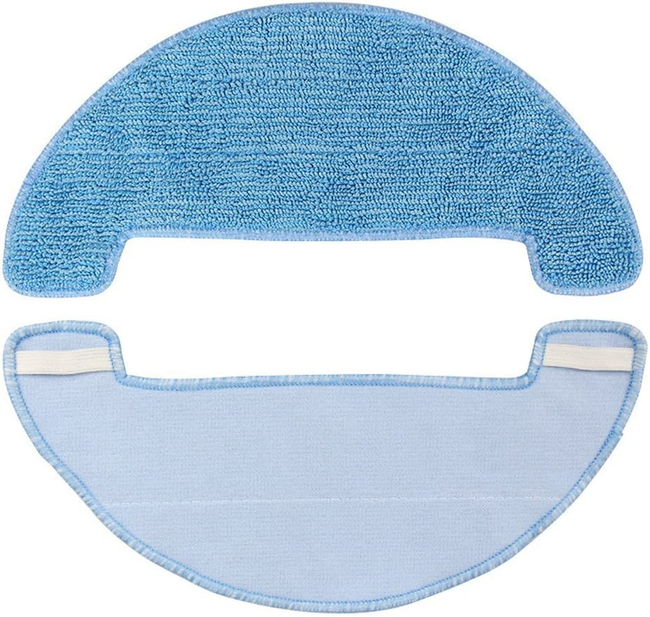 Model MC01 R550 R3500S R700 R600 R650 R750 Robot Vacuum Cleaner Parts GYing 5 pcs Replacement Wet-Dry Mop Cloths for Coredy R500 R500