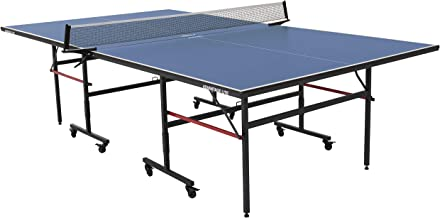 STIGA Advantage Lite Recreational Indoor Table Tennis Table 95% Preassembled Out of Box..