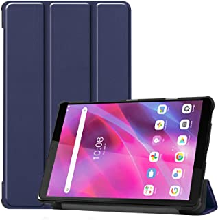 Case Compatible with Lenovo Tab M8 8 Inch,Smart Case Slim Lightweight Cases Cover for Lenovo Tab M8 (3rd Gen) / Smart Tab ...