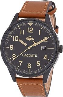 Lacoste Casual Watch for Men, Quartz, Size 43 millimeters