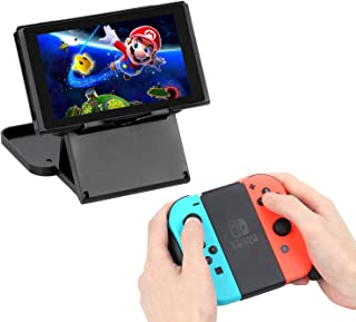 Mibote Play Stand Multi-Angle Playstand Portable Bracket for Nintendo Switch