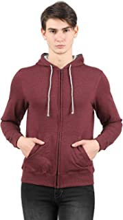 checkersbay Hooded Solid Men Sweatshirt (MSW-00)