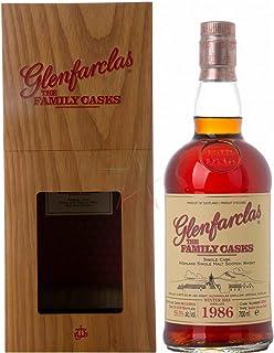 Glenfarclas THE FAMILY CASKS Single Cask WINTER 2018 Refill Butt 1986 Whisky, 700 ml