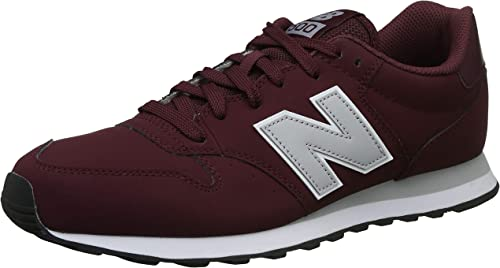 New Balance - Gm500 Bordeaux h Lisse - Chaussures Running Mode