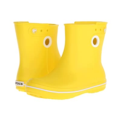 Crocs Jaunt Shorty Boot (Lemon) Women