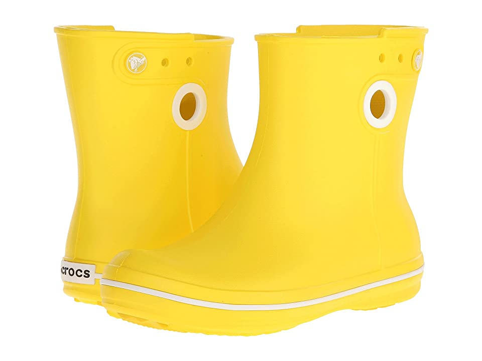 Crocs Jaunt Shorty Boot (Lemon) Women