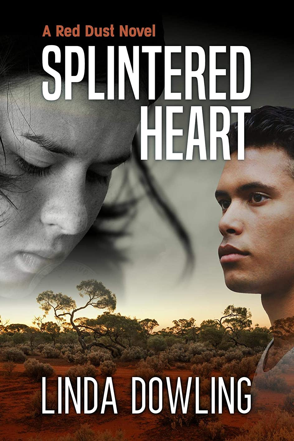 お生産的治安判事Splintered Heart: A Red Dust Novel (English Edition)