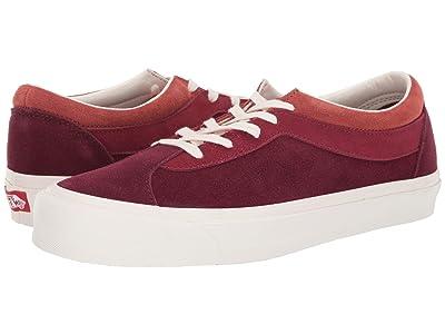 Vans Bold Ni ((Tri-Tone) Port Royale/Marshmallow) Athletic Shoes
