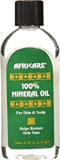 Coco Care Africare 100-Percent Mineral Oil, 8.5-Ounce