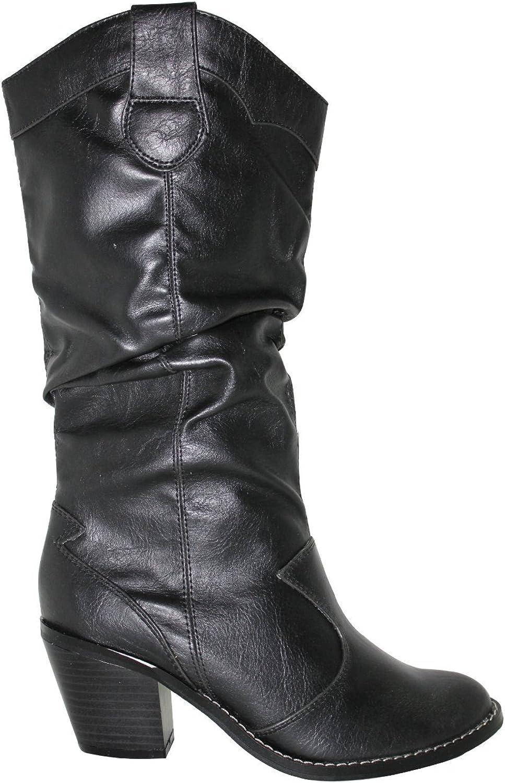 Soda Women Lode-H Western Boots