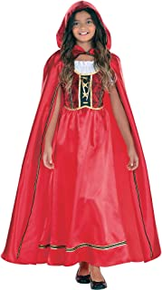 Toddler Fairytale Riding Hood Costume