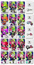 $28 » NFC Game Card for Nintendo Switch Wii U & New 3DS (Splatoon 2 Cards)
