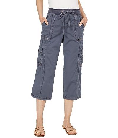 XCVI Kona Brio Poplin Cargo Crop Pants