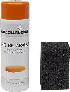 comprar comparacion COLOURLOCK Tinte reparador Cuero/Piel F034 (Negro), 150 ml restaura el Color del Cuero en Coches, sofás, Ropa, Bolsos