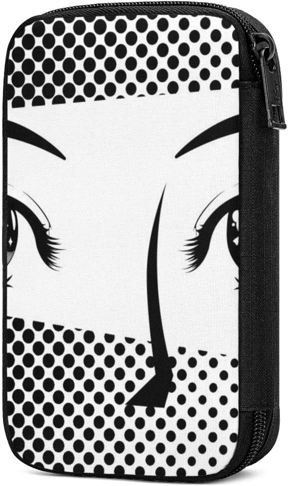 Osvbs Ranking TOP6 Eyes Drawn in Japanese Comics Style Electronics Sales for sale Organizer