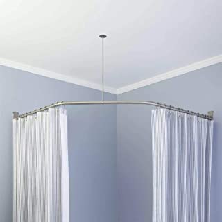 Best neo angle shower curtain rod Reviews