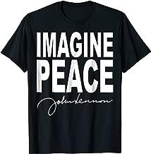 John Lennon - Imagine Peace T-Shirt