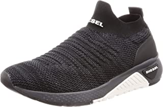 Diesel Men's SKB S-kb ATHL Sock-Sneakers