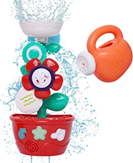 WELHAEPIKid Bath Toys,Shower Game Baby Bath Toys for Toddlers Boys Girls,Kid Gifts Toys for 1,2,3,4,5+ Year Old,Children ...