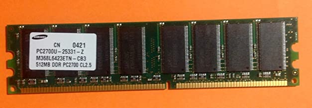 SAMSUNG 512MB DDR PC2700 CL2.5