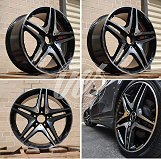 Best mercedes benz amg 5 spoke wheels Reviews