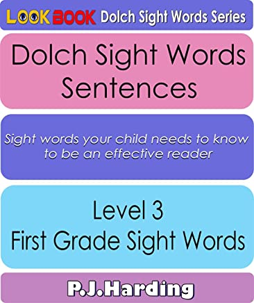 Dolch Sight Words Sentences: Level 3 - First Grade (LOOK ...