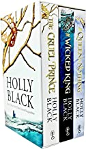 The Folk of the Air Series Trilogy Books Box Collection Set By Holly Black (The Cruel Prince, The Wicked King, The Queen o...