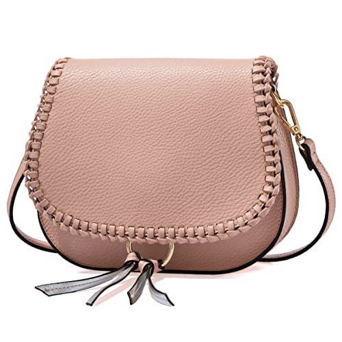 ecfda46ab7 Small Shoulder Bags Braid Saddle Crossbody bags Satchel for Women Tote Bag  with Tassel