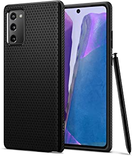 Spigen Liquid Air Armor Designed for Samsung Galaxy Note 20 Case (2020) - Matte Black