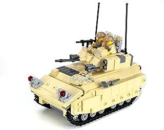 Battle Brick Bradley Army IFV Custom Set