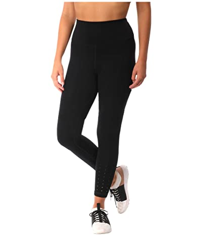 Soybu Air 7/8 Leggings (Black) Women