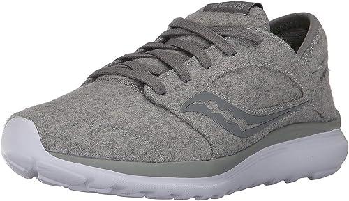 Saucony Chaussures de Course pour Homme gris gris