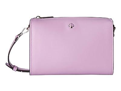 Kate Spade New York Andi Medium Crossbody (Sweet Pea) Handbags