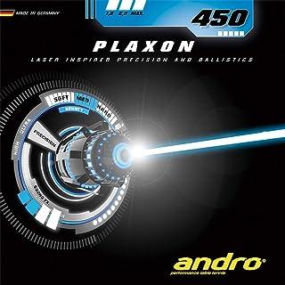 andro(アンドロ) 卓球 ラバー プラクソン450 PLAXON450 スピード系テンション 裏ソフトラバー