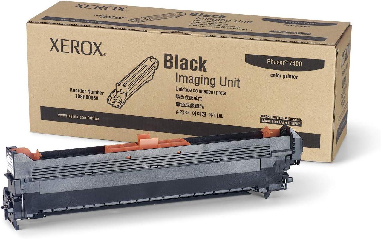 Xerox Black Imaging Unit, 30000 Yield (108R00650)