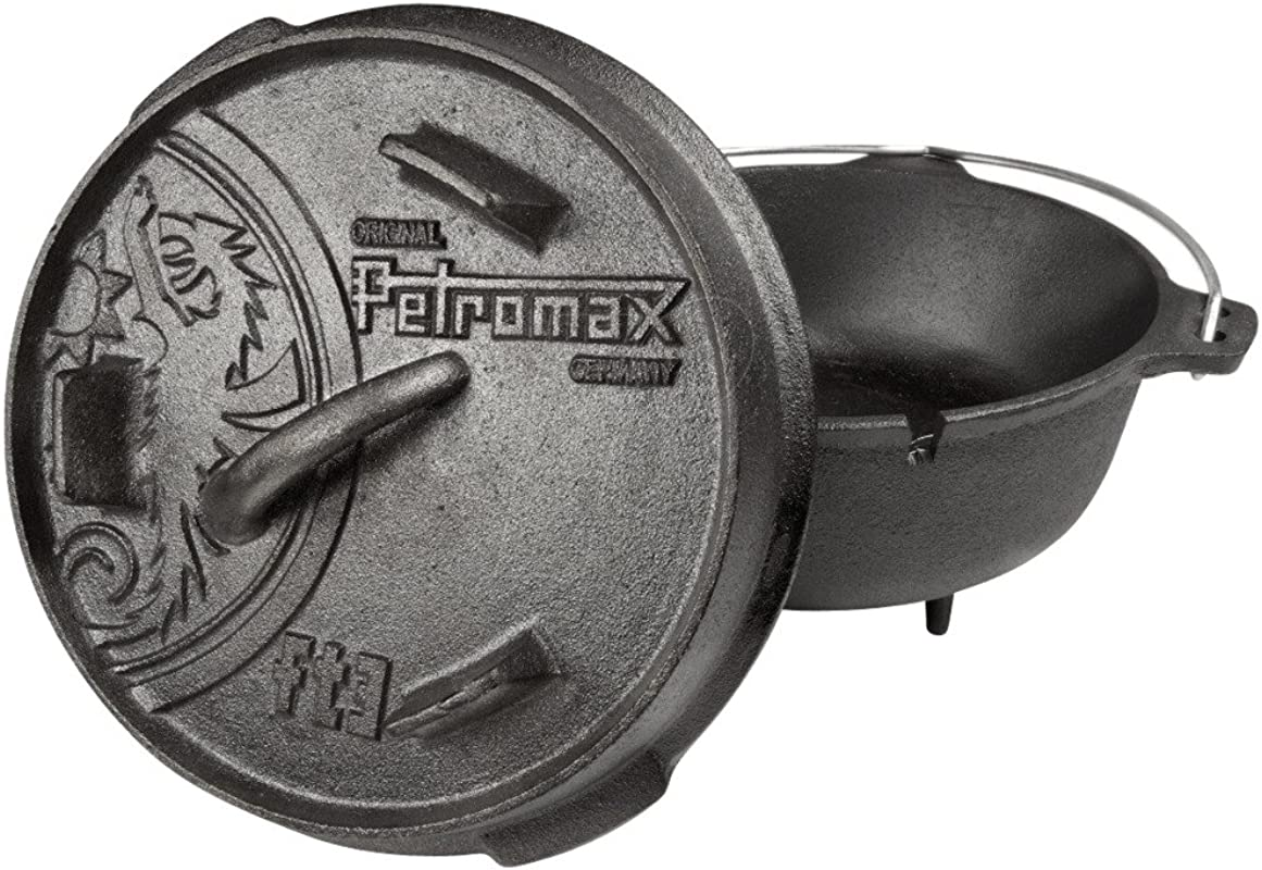 PETROMAX PE Dutch FT3 Oven Black N A