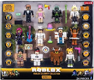 Playset Celebrity Collection - Series 3 Figure 12-Pack (Includes 12 Exclusive Virtual Items)