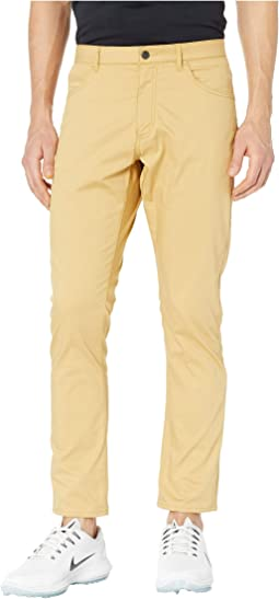 40ceea3e61718 Club Gold Wolf Grey. 11. Nike Golf. Flex Five-Pocket Pants