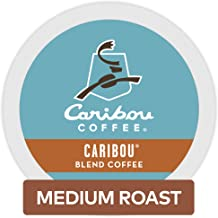Caribou Coffee Caribou Blend Keurig Single-Serve K-Cup Pods, Medium Roast Coffee, 72 Count