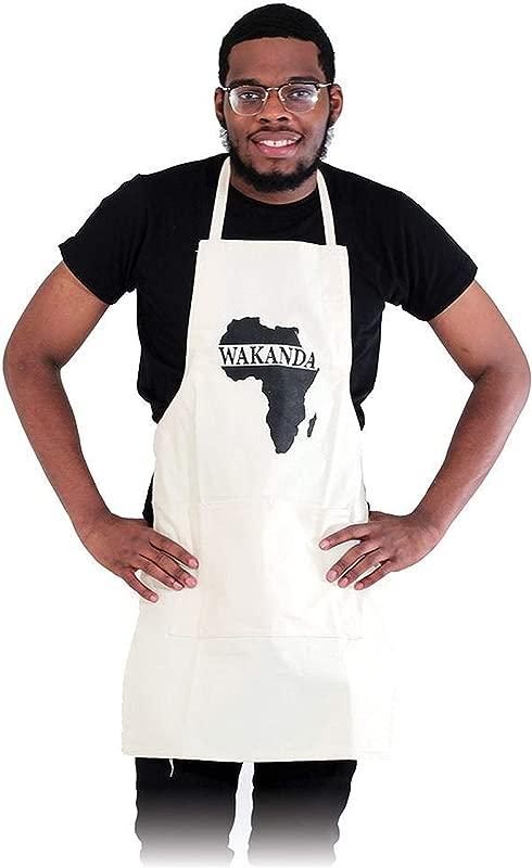 Omaqa Wakanda Apron