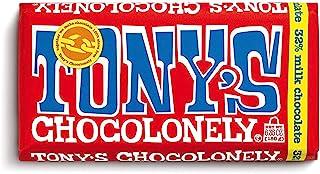 Tony's Chocolonely Milk Chocolate, 180 gm