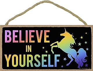 unicorn believe in yourself