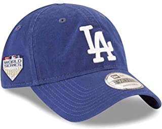 best website e9fef 1fbf4 New Era Los Angeles Dodgers 2018 World Series MLB 920 Dad Cap 9twenty