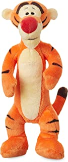 Disney Tigger Plush - Winnie The Pooh - Mini Bean Bag Multi